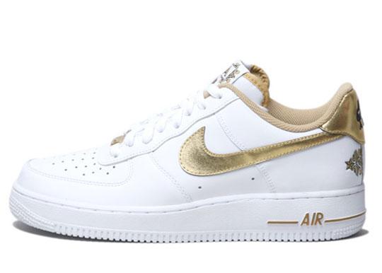 Air Force Blancas Y Doradas